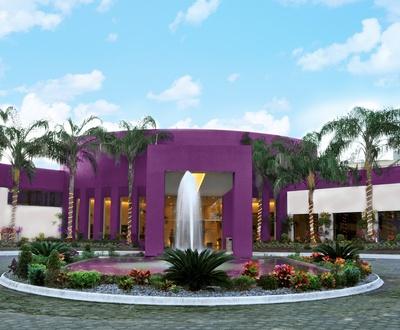 Fachada Hotel Terranova